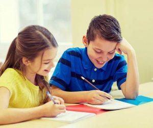 AEC - Escrita creativa para crianças