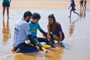Campos de Férias - Trevo - Experiência de Surf
