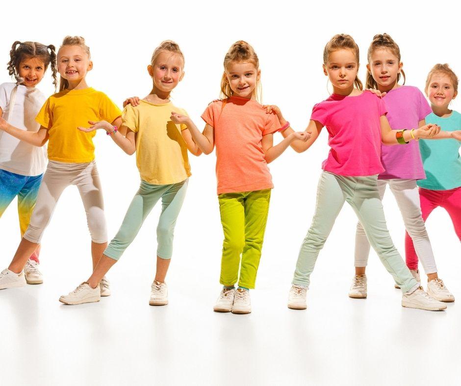 Danca para crianças