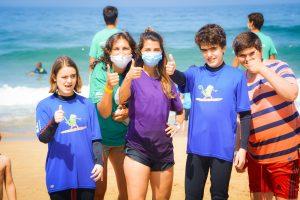 Campos de Férias - trevo - Surf