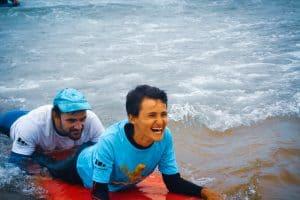 Campos de Férias do Trevo - Surf