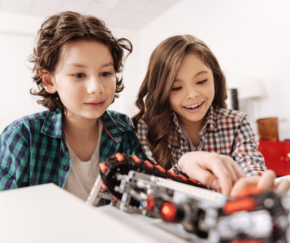 Programação e Robótica para crianças - Sucesso Escolar
