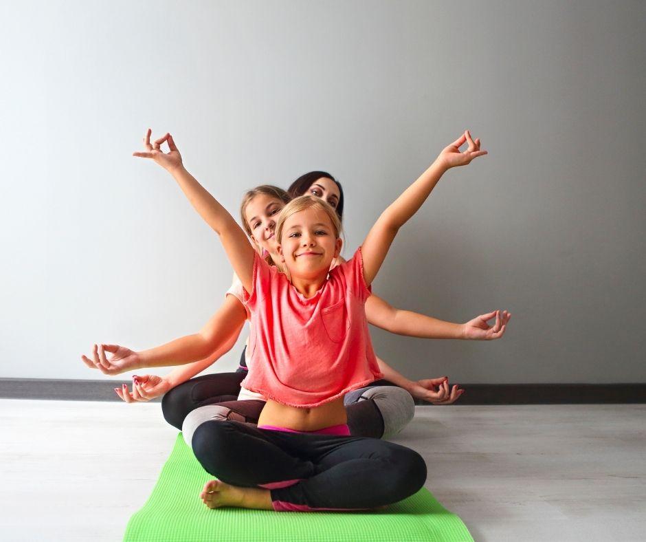 Yoga - Sucesso Escolar