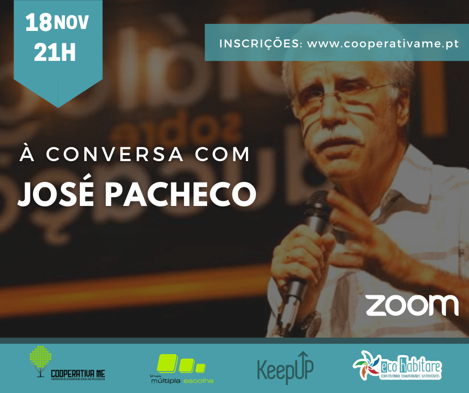 À conversa com José pacheco