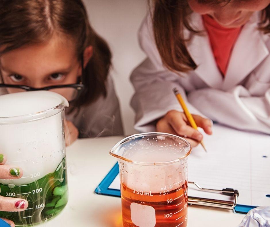 Ciências para criança - Projetos Educativos