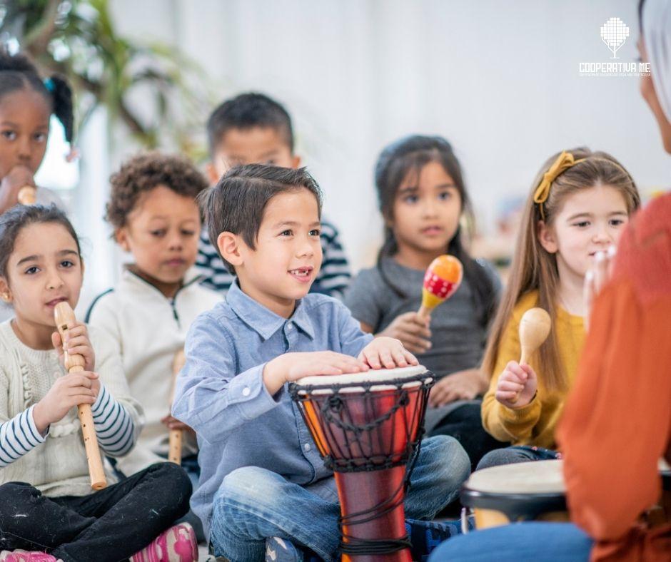 Expressão Musical - Música para crianças