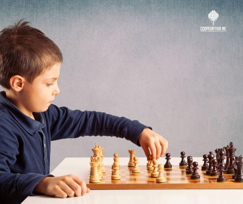 Matemática - Xadrez para crianças