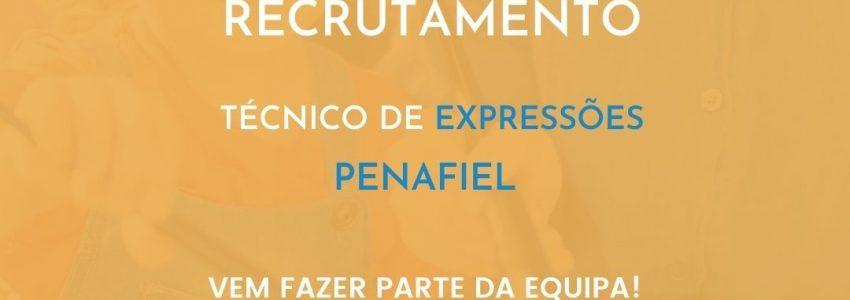 Recrutamento - Expressões - Penafiel