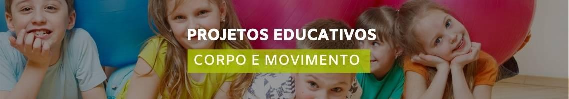 Corpo e Movimento - Banner