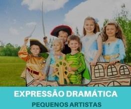 Expressão Dramática - Pequenos Artistias