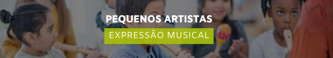 Musica para crianças - Pequenos Artistas