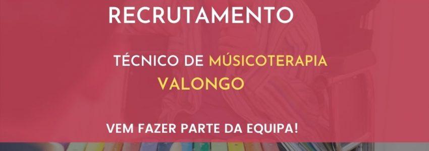 Musicoterapia para Valongo