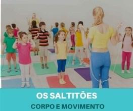 Rope Slipping para crianças - Corpo e Movimento