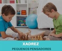 Xadrez para crianças - Pequenos Pensadores