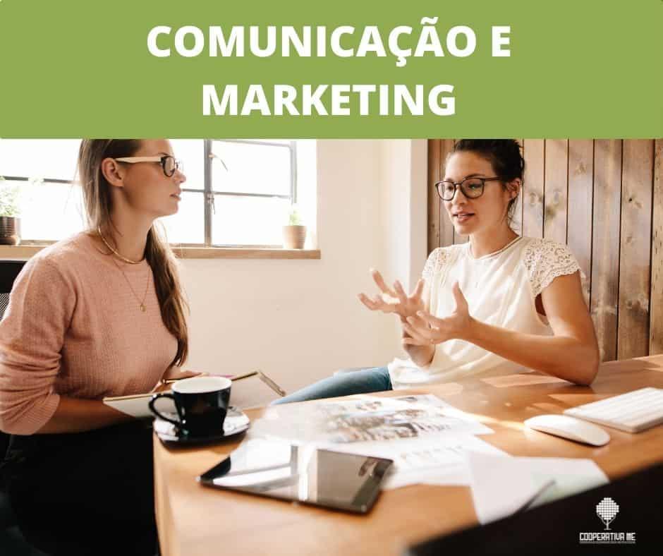 Recrutamento - Comunicação e Marketing